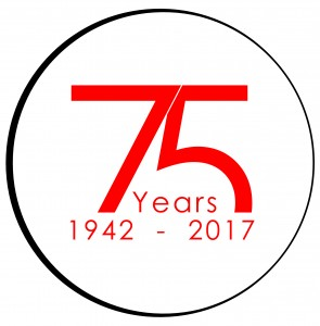 Sello 75 aniversario