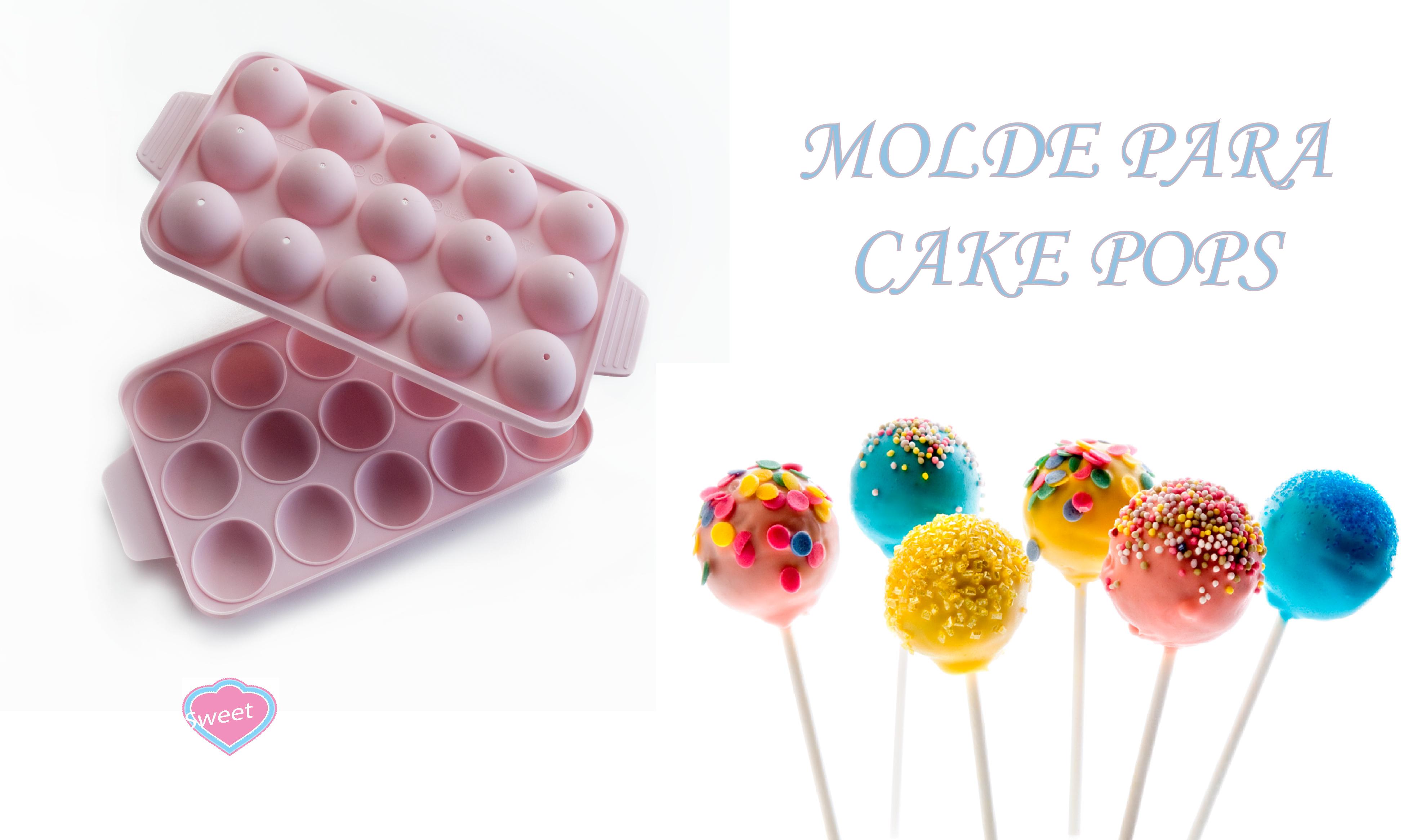 Molde Cake Pops, ?te atreves? Blog PLANETA MENAJE