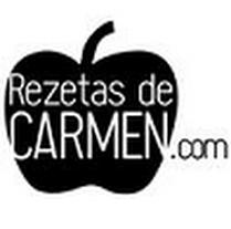Logo recetas de carmen