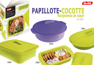 papillote - cocotte