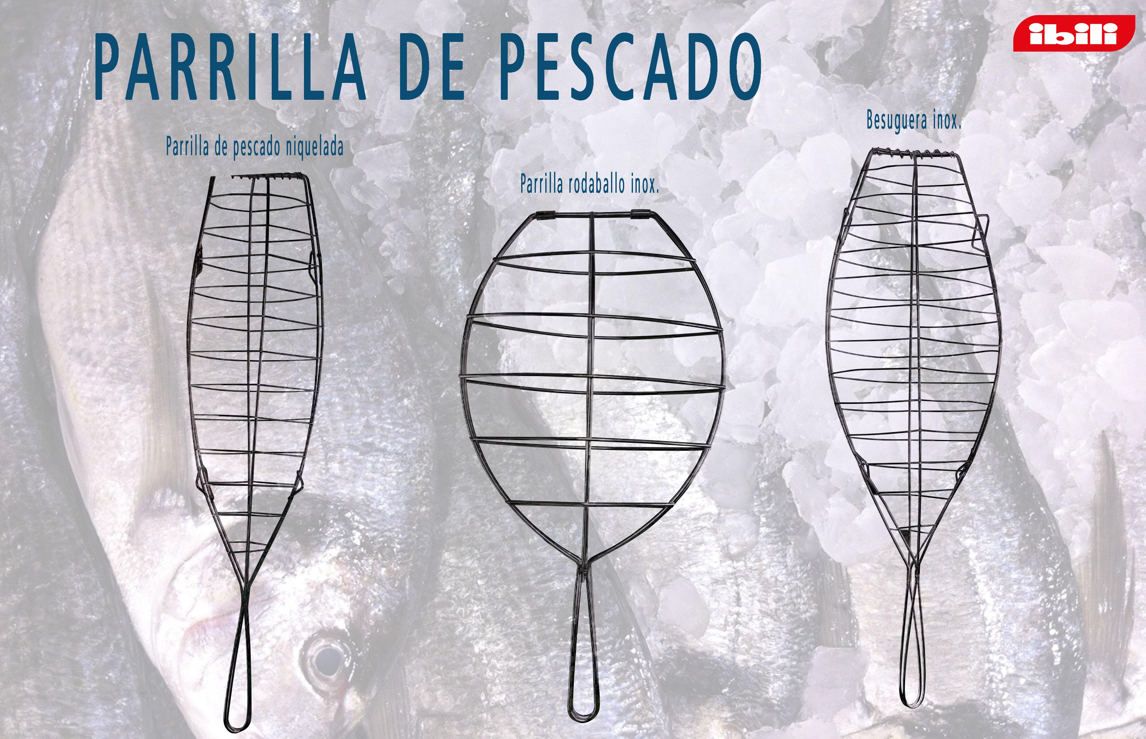 PARRILLAS PESCADO